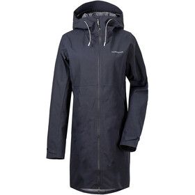 DIDRIKSONS Bea 3 Parka Damer, dark night blue